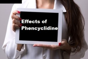 effects of phencyclidine