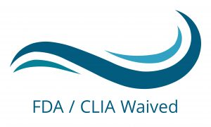 CLIA waived tests