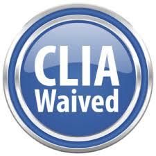 clia waived tests