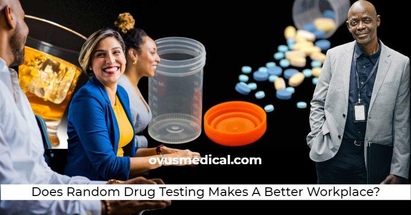 ovus medical Random Drug Testing