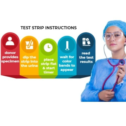 OVUS MEDICAL TEST STRIPS INSTRUCTIONS