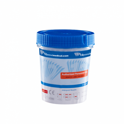10 panel urine drug test cup