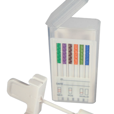 Oral swabs 10 panel