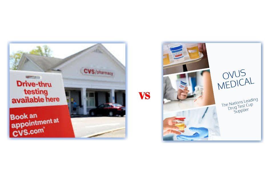 Online vs. CVS Drug Testing Kit: A Comparison