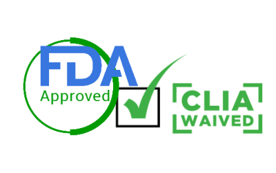 ovus medical clia waived drug test cups