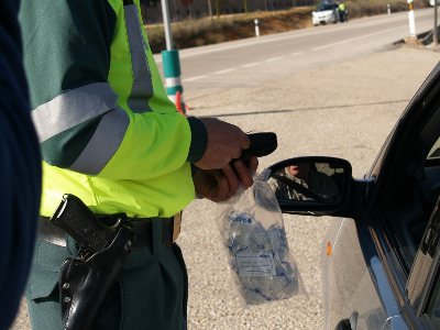 ovus medical cop stopping drunk driver
