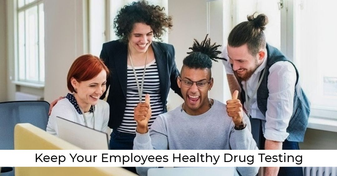 ovus medical Keep Your Employees Healthy Drug Testing