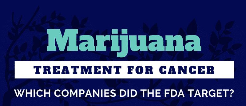Marijuana treatments for cancer