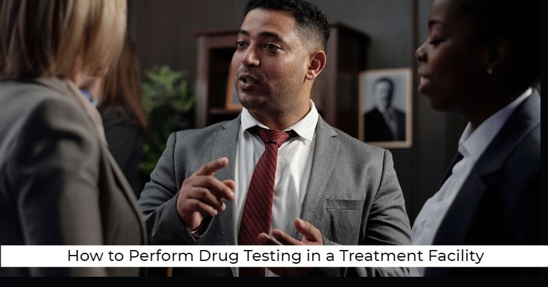 ovus medical How to Perform Random Drug Testing in a Drug Treatment Facility