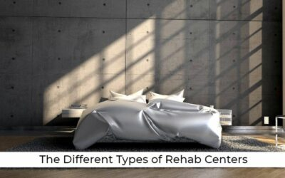 The Different Types of Rehab Centers