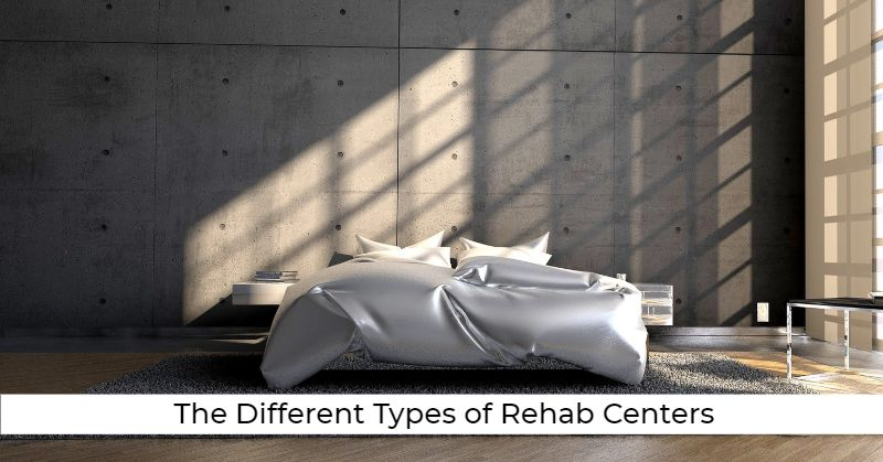 ovus medical The Different Types of Rehab Centers