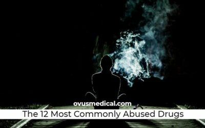 The 12 Most Commonly Abused Drugs