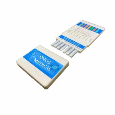 Ovus Medical Multi-Panel Panel Dip Card