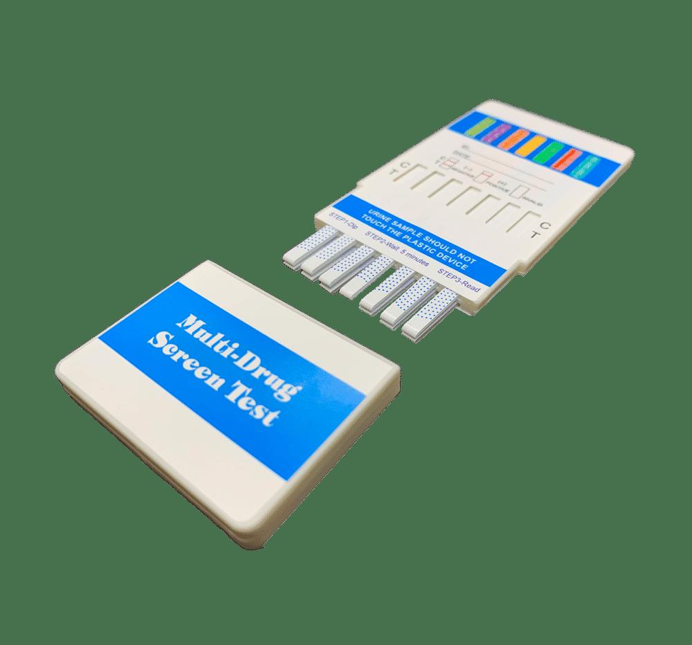 multi panel dip card open