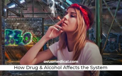 How Drug and Alcohol Abuse Affects the System