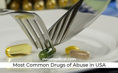Most Common Drugs of Abuse in America