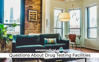 6 Questions People Ask About Drug Testing Facilities