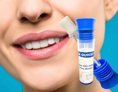 Ovus Medical saliva test