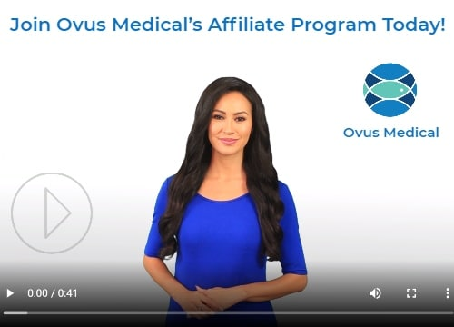 Join Ovus Medical's Affiliate Program Today!