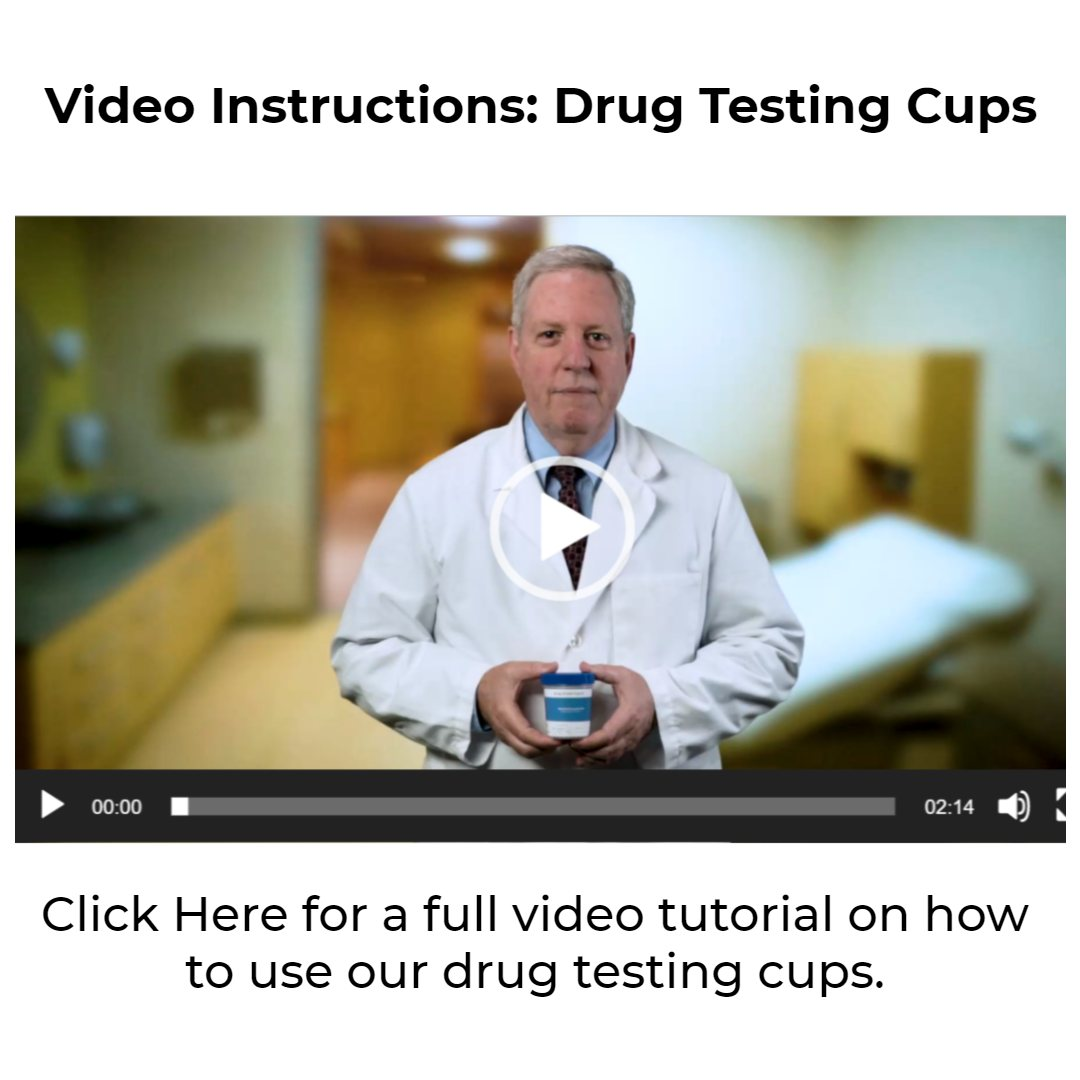Ovus Medical Video Instructions_ Drug Testing cups