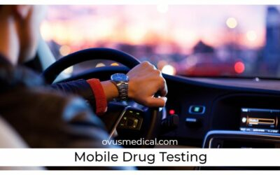 Mobile Drug Testing: What It Is and How It Works