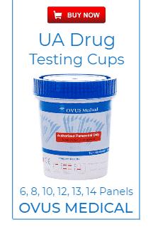 ovus medical drug test cups