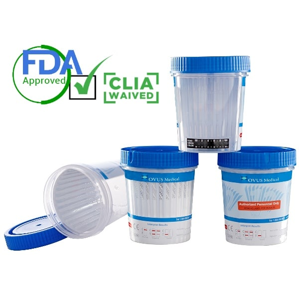 OVUS MEDICAL DRUG CUPS S1 FDA APPROVED