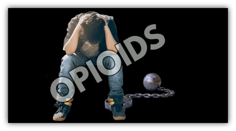 ovus medical OPIOIDS ball and chain