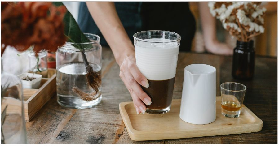 Ovus Medical coffee and alcohol