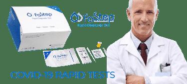 ovus medical COVID-19 RAPID TESTS